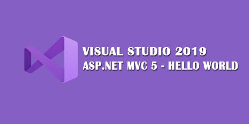 ASP.NET MVC 5 Hello World