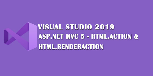 ASP.NET MVC 5 Html.Action and Html.RenderAction