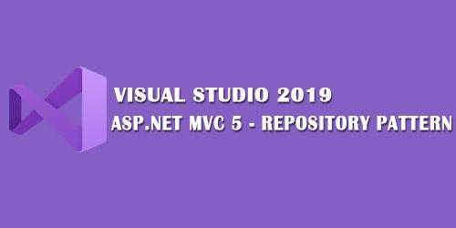 ASP.NET MVC 5 Repository Pattern