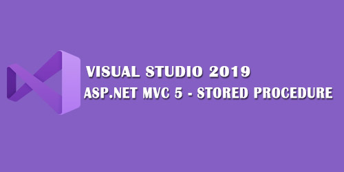 ASP.NET MVC 5 Stored Procedure