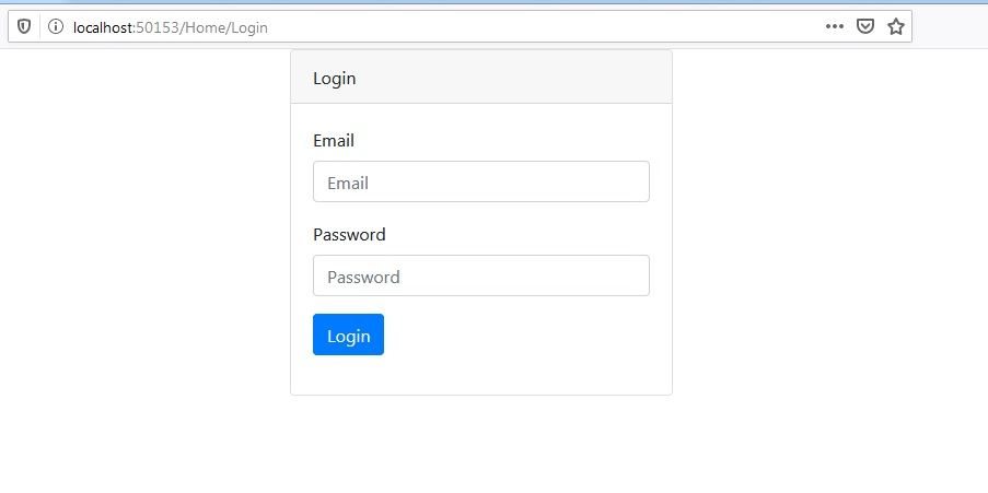 login and register in asp.net mvc 5