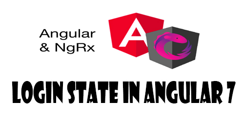 Login State in Angular 7