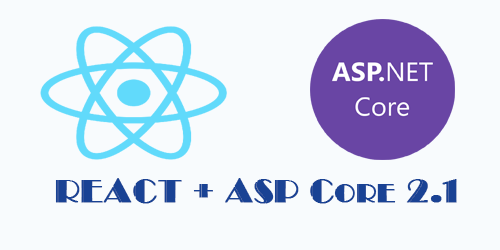 Restful API using ASP.NET Core Web API + React